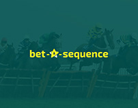 Bet-A-Sequence | Brand Identity, Website and UI Design