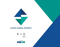Sushil Global - Brand identity