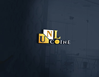 Logo Design For Cryptocurrency (UNL Coin) Company