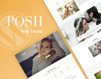POSH - Free Responsive WordPress Themes