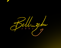 Identidade visual e Overlay - Bell_zebu