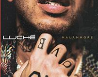 Luchè - Malammore (Official Album Cover)
