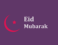 Eid Mubarak from Team Mind Inventory