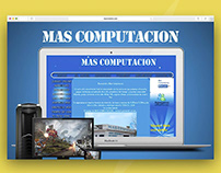 Más Computación | Diseño Web