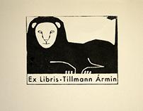 Ex Libris Ármin Tillmann