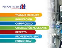 Graphic Design I PET Plastics LLC