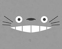 My Neighbour Totoro Sticker Set