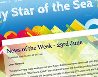 Our Lady Star of the Sea RC Primary School Website