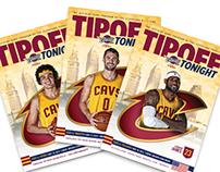 Tipoff Tonight - 2014-2015