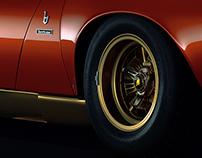 Lamborghini Miura SV (CGI)