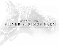 Silver Springs Farm Branding Project