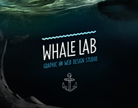 Whale Lab Personal Brand | BRAND DESIGN