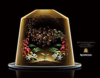 Nespresso Time Capsule Advertising Campaign 2015