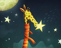 Gigi The Gigantic Giraffe
