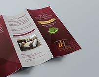 Utalii Hotel Christmas Brochure & Poster