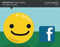 Diseño digital de redes sociales