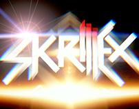 Skrillex Logo for Origin Tour