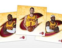 2014-2015 Cavaliers Autograph Cards