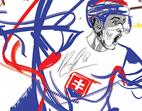 Demitra hockey player