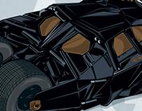 "2005 Batmobile ""The Tumbler"""
