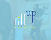 Fill Up | The Water Cooler Conversation Reimagined
