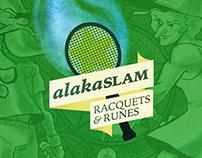 AlakaSLAM: Racquets & Runes