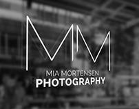Logo design // Mia Mortensen Photography