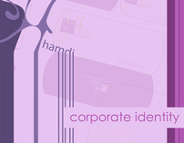 Corporate Identity ( Logos , Brochure , cards , etc ...