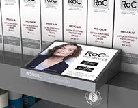 ROC® Pharmacy display