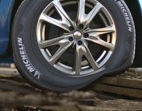 Michelin Tire for Psyop