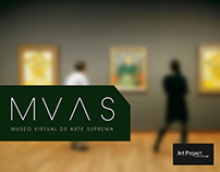 Museo Virtual de Arte Suprema