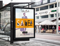 Outdoor advertising-2 for TailorMade