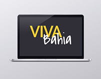Viva Bahia - Travel Website