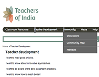Teachers of India