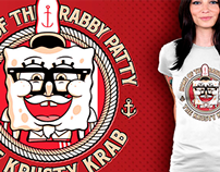 The Krusty Krab Tee