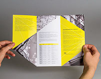 National Architecture Week - Brochure