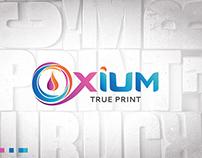 OXIUM - Logo Design