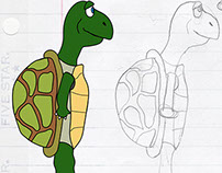 Illustrator Turtle