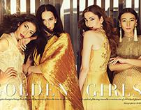 Harper's Bazaar Bride India December-January 2015