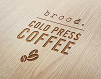 Brood. Cold Press Coffee