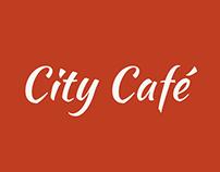 City Café Website