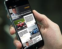 Nicolaj Møller Madsen - professional car racer