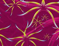 Textile Patterns on progress
