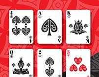 Poker Cards Illustration