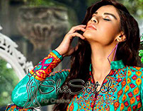 Zainab Chottani Winter Collection 2014