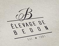 Élevage de Bedon - image de marque