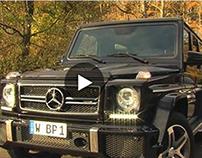 Mercedes G63 AMG & BMW i8 - Folge 5 VidemiSportMagazin