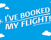 KLM - Facebook content