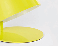 Dhira Table Lamp for COLOURS