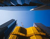 Look Up - Hong Kong